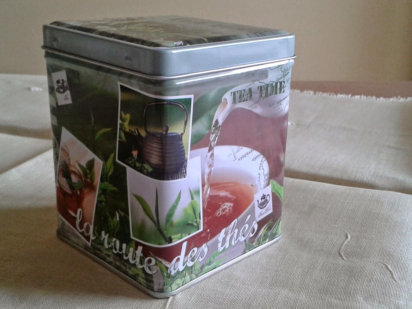 lattina porta tè