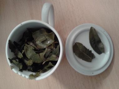 Tè Oolong Tie Guan Yin