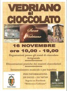 Vedriano al cioccolato