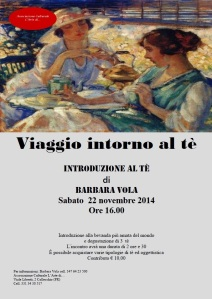 18- L'Arte di ... Presentazione 22 nov 2014