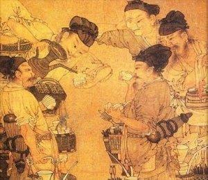 906-1279 Dinastia Song tè sbattuto