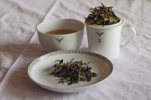 Te 3 - Tè bianco Pai Mu Tan