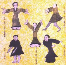 ginnastica Hsiu Chen o Esercizi stagionali