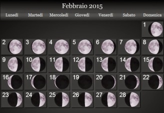 Lune di febbraio