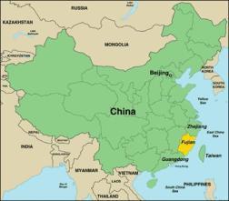 provincia Fujian
