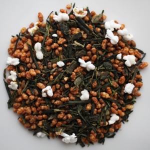 Tè Genmaicha