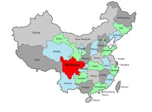regione Sichuan