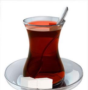Turchia bicchiere per çay