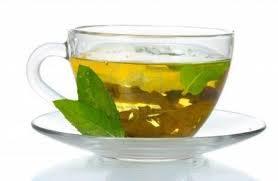 tè verde benessere