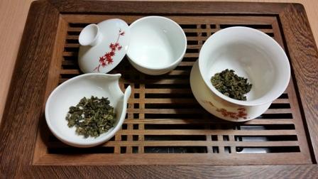 Tè Wulong a bassa ossidazione
