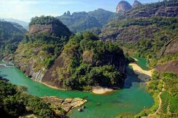 Fujian Wuyishan