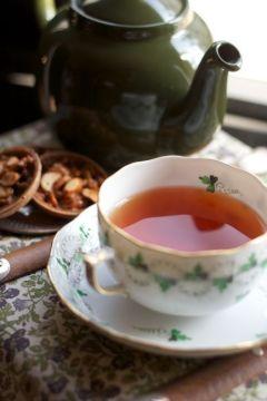 Infuso di tè