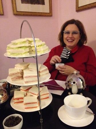 Viaggio Intorno al tè - Barbara