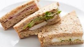 Tramezzini / Sandwiches