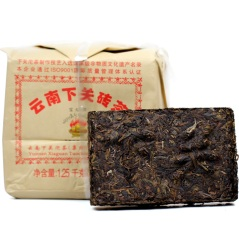 pu er tea raw