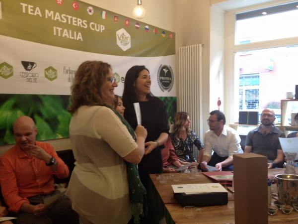 Tea Masters Cup - 2° classificata - dom 22 giu 2016