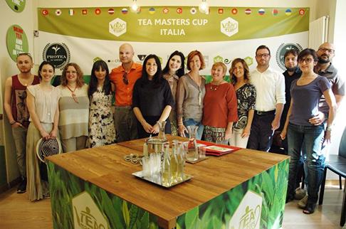 Tea Masters Cup - Gruppo - dom 22 giu 2016