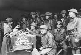 esercito americano durante la 1° Guerra Mondiale