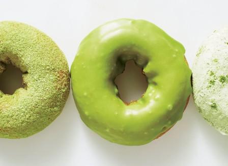 doughnuts matcha - Copia