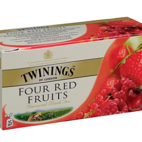 Tw- Four Red Fruits Tea ITA