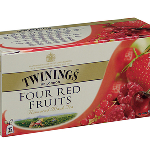Tw- Four Red Fruits Tea ITA