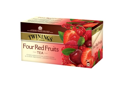 Tw- Four Red Fruits Tea