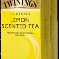 Tw- lemon black tea