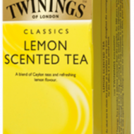 Tw- lemon black tea