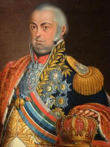 Brasile re John VI