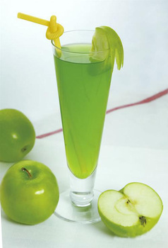 Cocktail Green Tea Apple