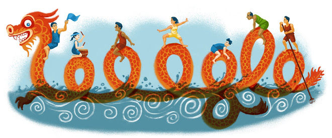 dragon boat racing GOOGLE