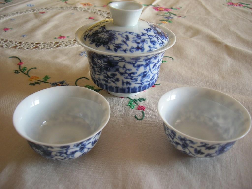 Tazzine per il Gong Fu Cha