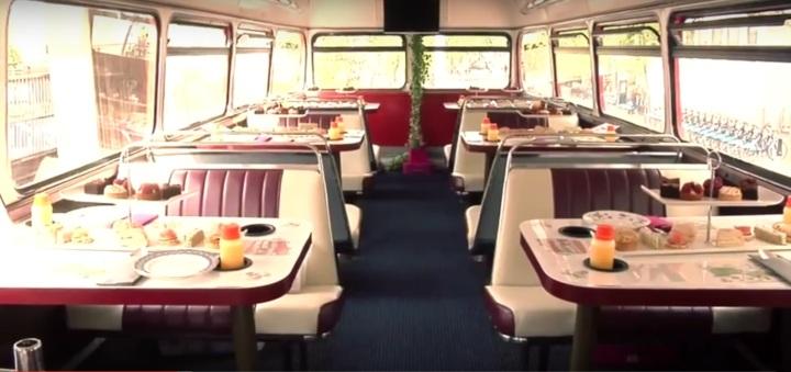 Bus Afternoon Tea Tour- BB Bakery