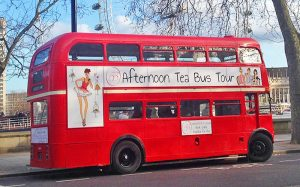 Bus Afternoon Tea Tour- Double Decker