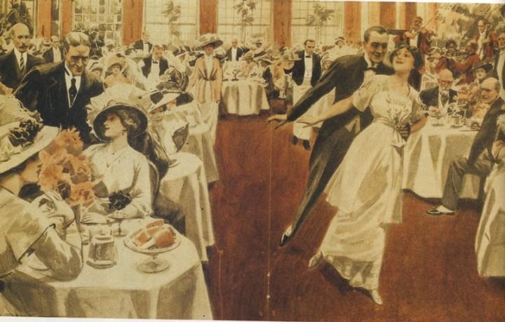 Tango Tea 1913