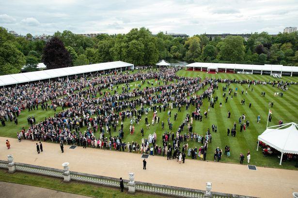 Garden Party At Buckingham Buckingham Palace 2