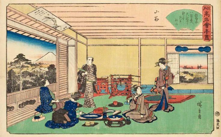 Utagawa Hiroshige (1773-1829)