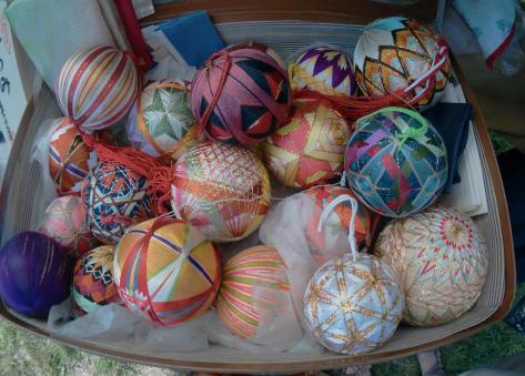 palline tipiche giapponesi