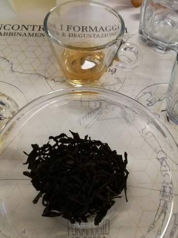 Tè oolong Da Hong Pao