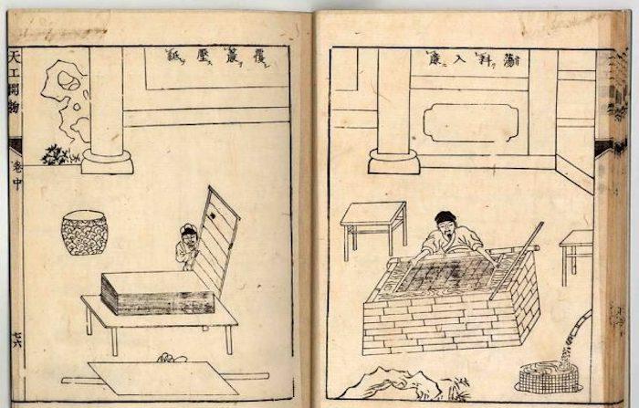 carta cinese