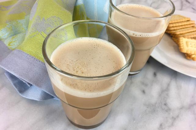 London Fog Tea Latte 3
