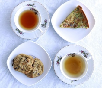 Tè e cibo