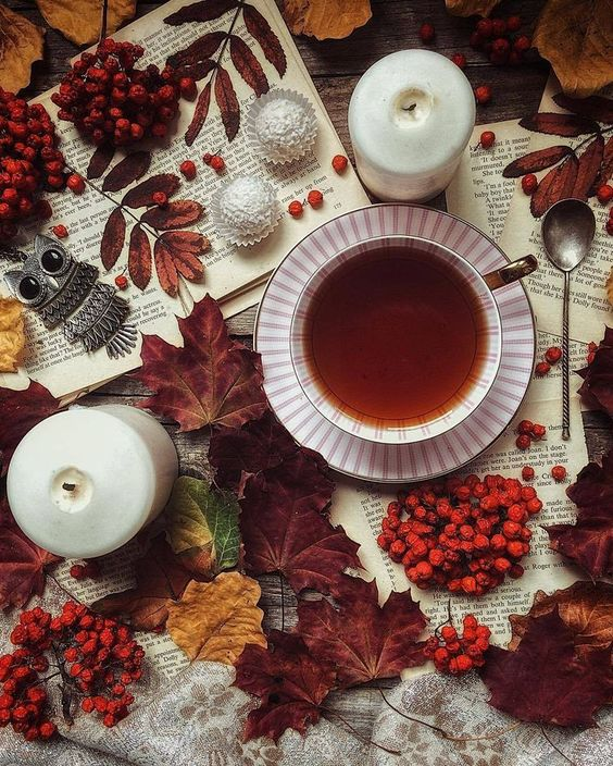 Autunno tea 2