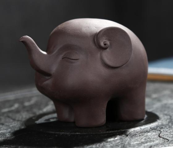 Tea Pet Elefante