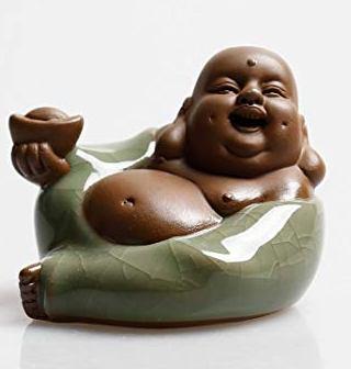 Tea Pet Maitreya Buddha