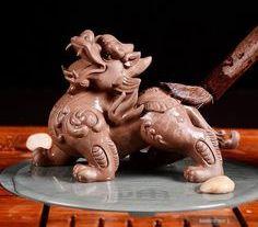 Tea Pet Qi Lin Drago