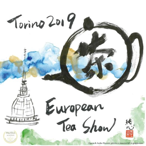 European Tea Show Torino nov 2019