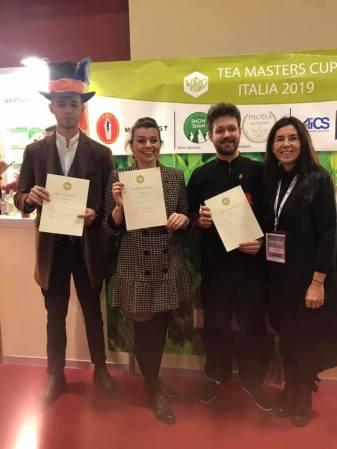 Tea Master Cup 2019 vincitori