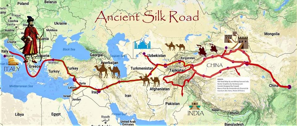 La via della seta - foto Amazing Iran